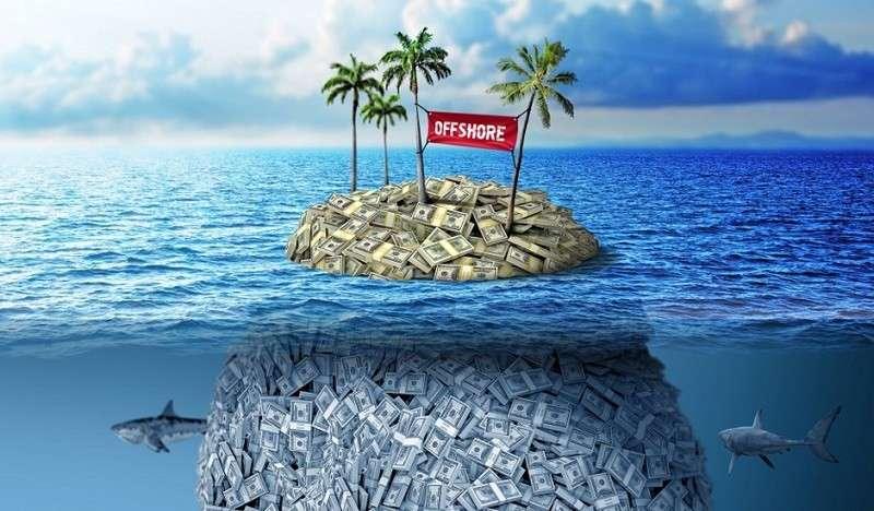 Олигархи и чиновники России выводят капиталы с Запада