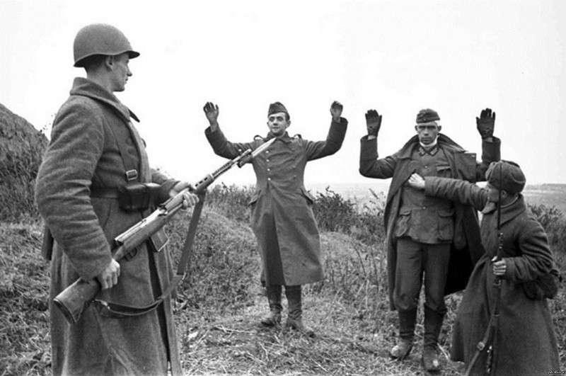 Европа сражалась против СССР