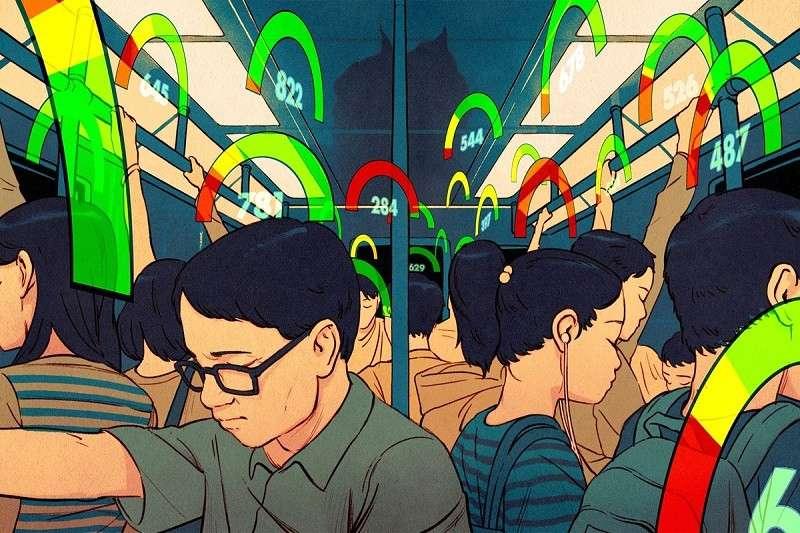 Электронный концлагерь в Китае. Новости информатизации