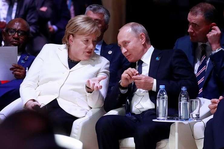 Россия – единственный шанс для Германии освободится от оккупации США