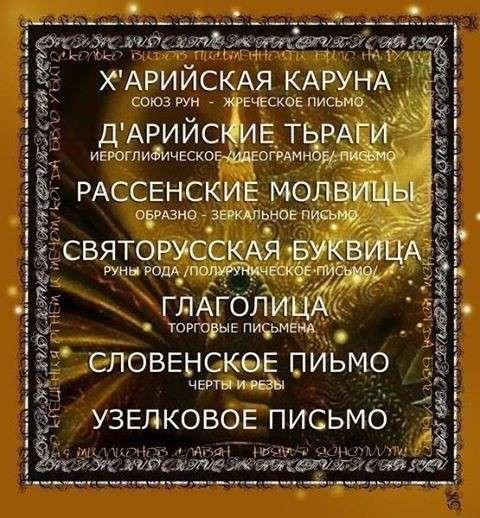 Уничтожение русского языка – одно из орудий геноцида славян
