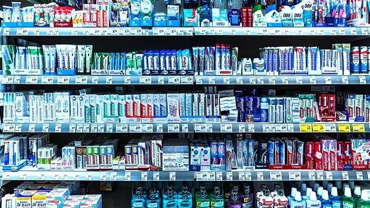На сколько опасна бытовая химия и средства гигиены известных западных брендов?