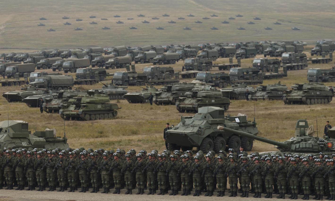 Зачем Россия активно перевооружает армию? К каким войнам мы готовимся?