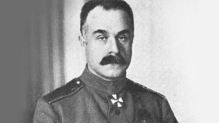 Расказачивание устроенное иудеями-большевиками было не что иное, как геноцид русского народа