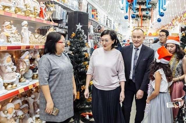 Мэр Якутска Сардана Авксентьева: «Барствовать не имею права»