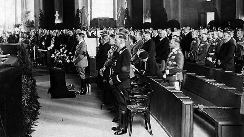 Союз Польши с нацистской Германией стал началом Второй мировой войны