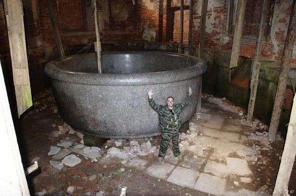 Царь-ванна. Потерянные технологии