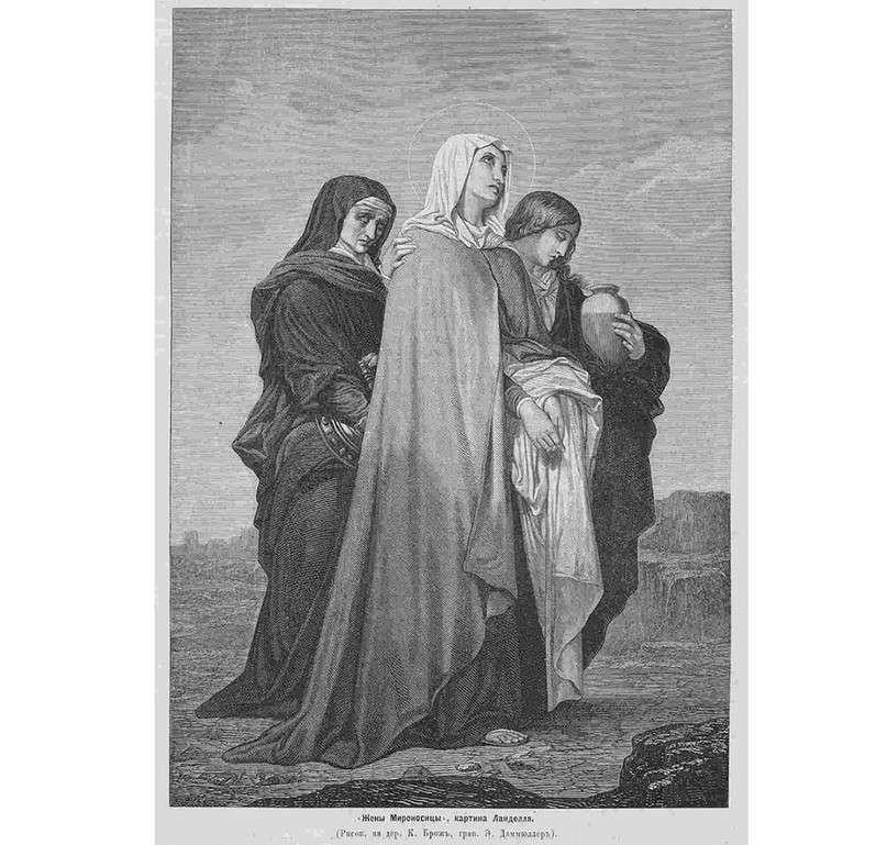 В России христианство появилось в 19 веке. Имя Христа упоминается в печатных изданиях после 1860 года
