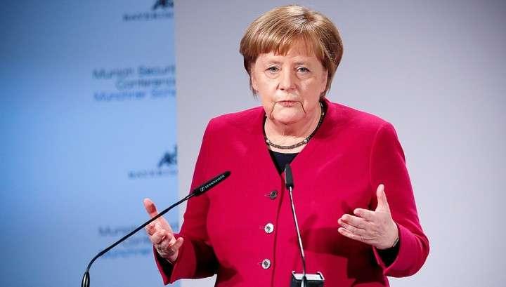 Меркель на Мюнхенской конференции по безопасности 2019 решила «хлопнуть дверью», а в ответ – овация! Бунт элит?