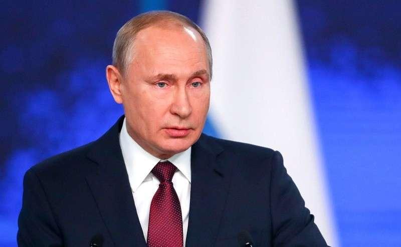 Послание Владимира Путина: «Отступление закончено, пора наступать!»