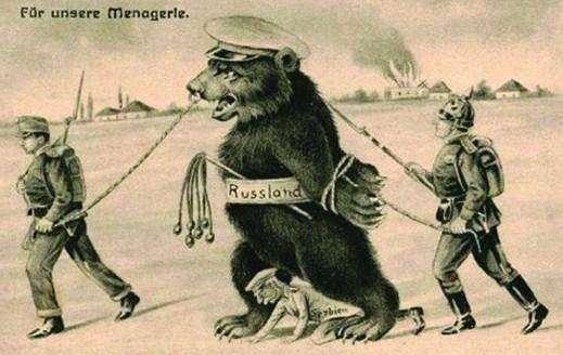 Тайный заговор против России, организаторы великой иудейской революции в России