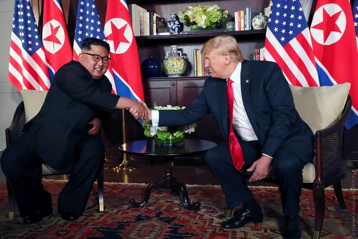 Переговоры Трампа и Ким Чен Ыном с треском провалились