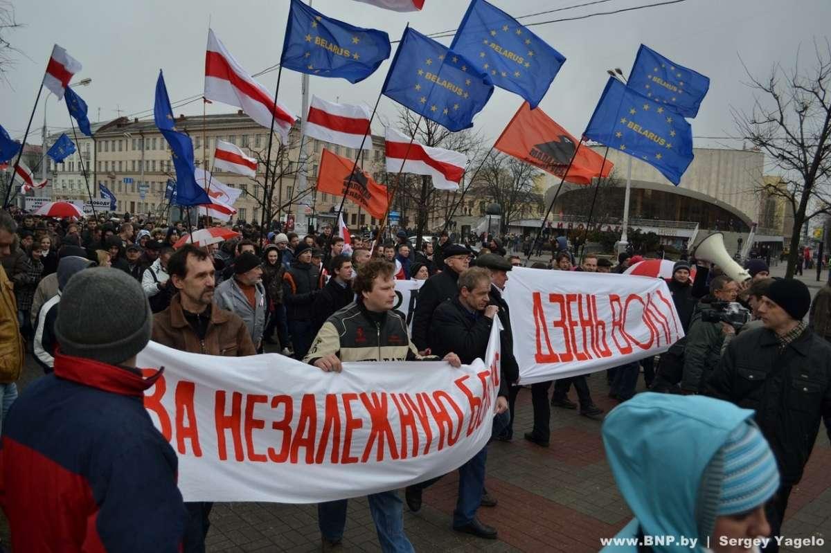 Белоруссия в планах России. Перспективы союза