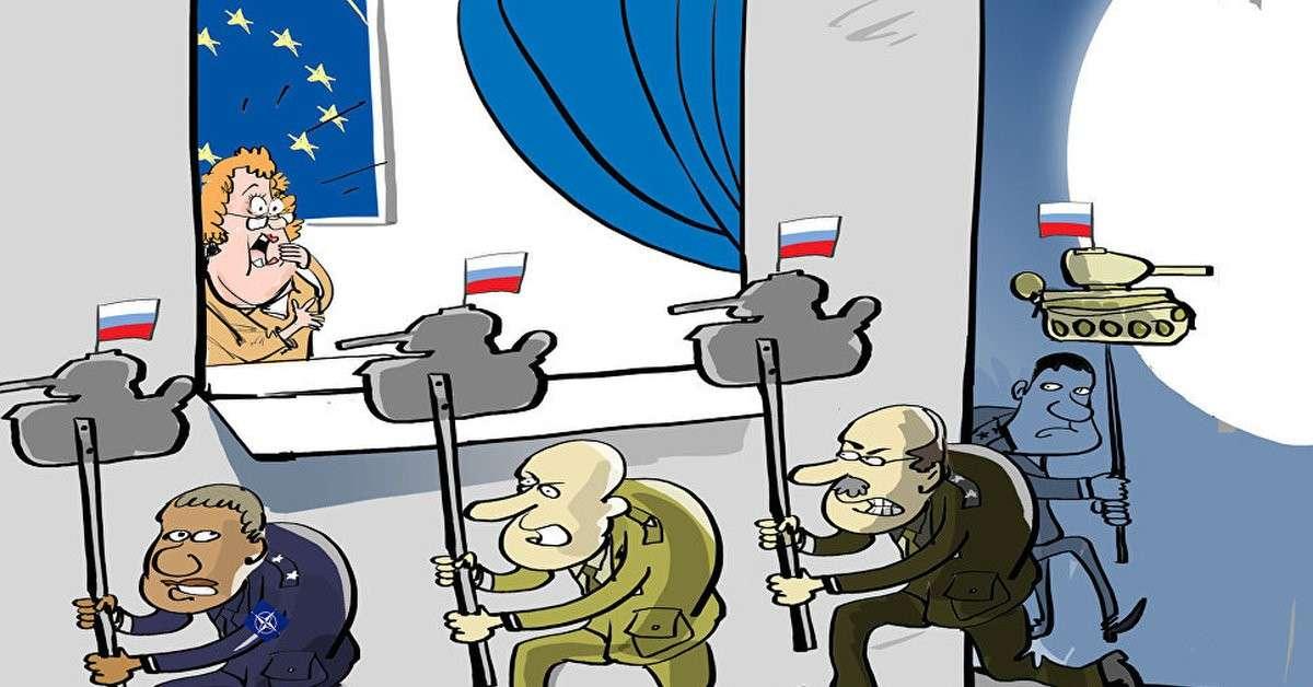 Война Евросоюза против дезинформации и фейковых новостей из России