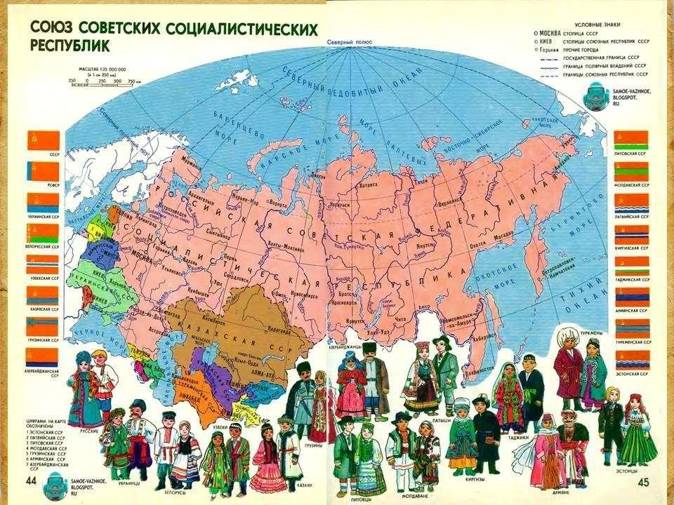 Республики бывшего СССР не собираются объединяться и создавать союзное государство