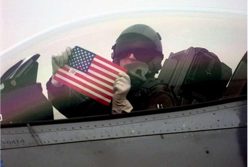 Как сербская ПВО отражала воздушные атаки карателей НАТО портив Югославии