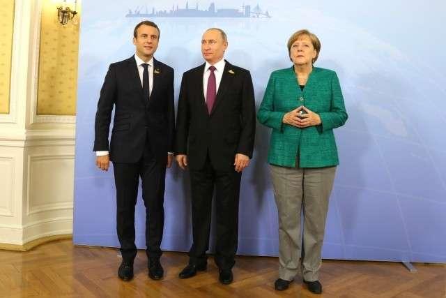 Украина – поле битвы между Россией и США, где сплелись интересы множества держав