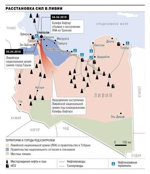 В Ливии Халифа Хафтар намерен положить конец «махновщины» и установить диктатуру