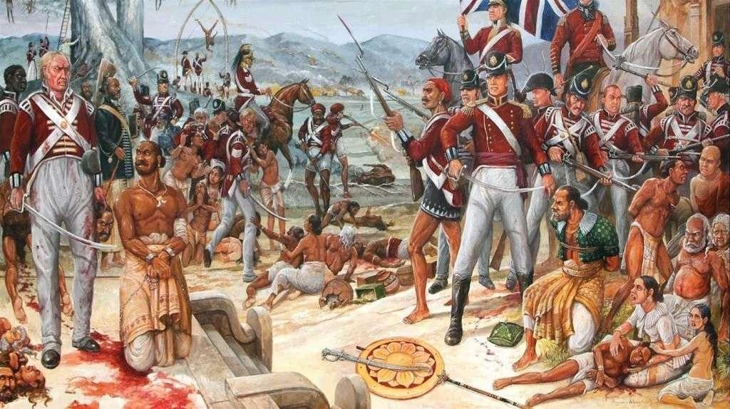 Причины колонизации и методы используемые Западом для порабощения стран не меняются столетиями
