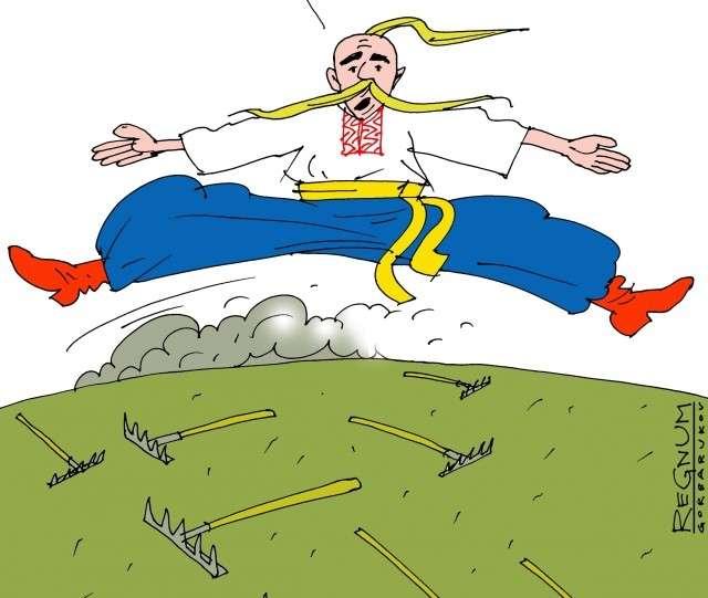 Украину обошёл новый шёлковый путь, по её же глупости