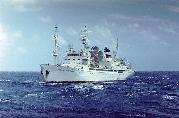 Морской космический флот СССР – одна из ярких станиц нашей истории, о которой мало кто знает