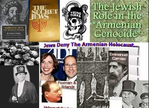 Тайные организаторы геноцида армян и какова их причина