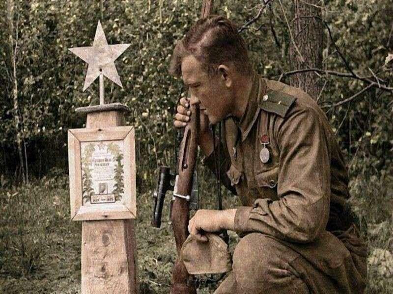 Кайся за дедов – прадедов своих, посмевших победить фашистов
