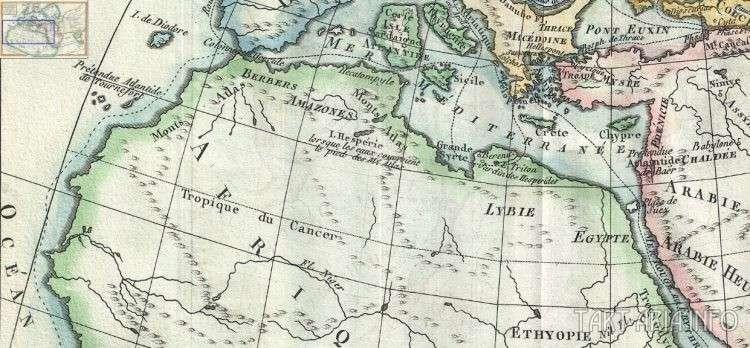 Мир после всемирного потопа, произошедшего 200 лет назад