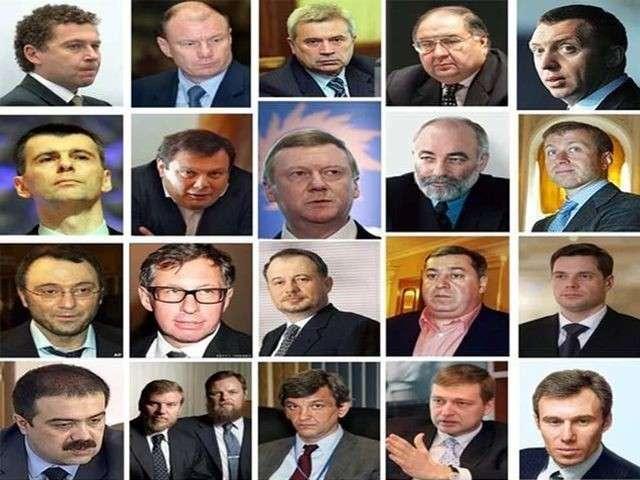 Слабоумная элита России во главе государства