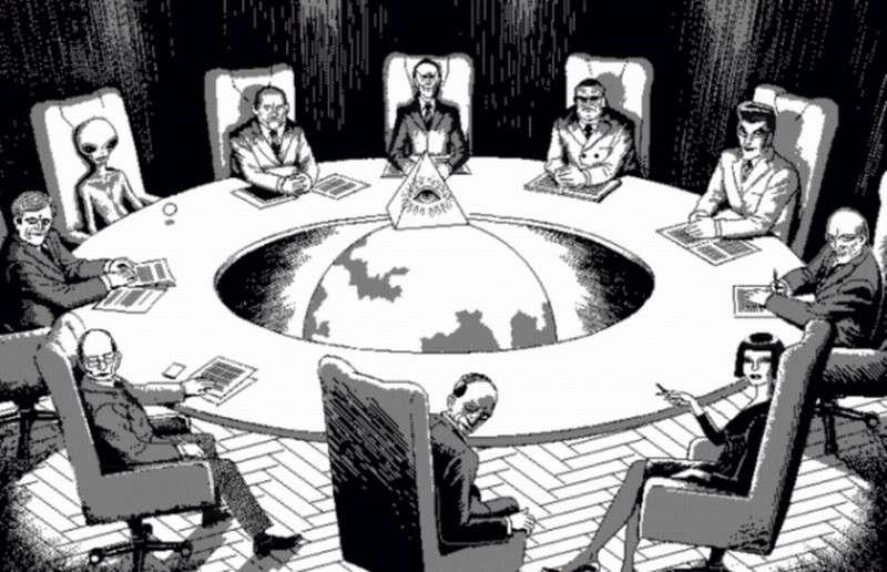 Бильдербергский клуб – сборище социальных паразитов