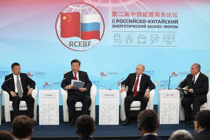 Энергетика – главный вопрос на Петербургском Международном Экономическом Форуме