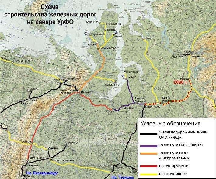 Северный морской путь – перспективы развития и освоения Арктики