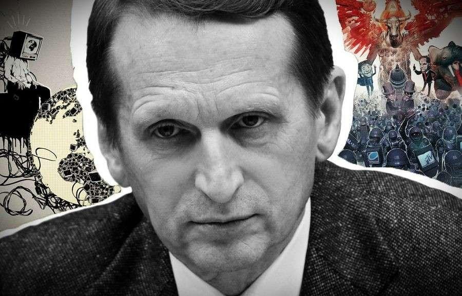 Глава СВР Сергей Нарышкин на международной встрече по вопросам безопасности в Уфе зачитал приговор западным бесам