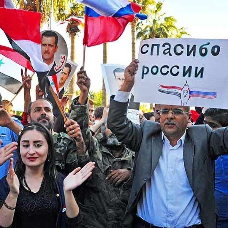 Нестандартная победа Владимира Путина в Сирии
