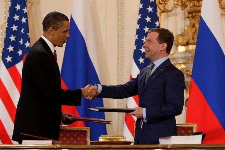 Россия вежливо предупредила США: не следует разрывать СНВ-3
