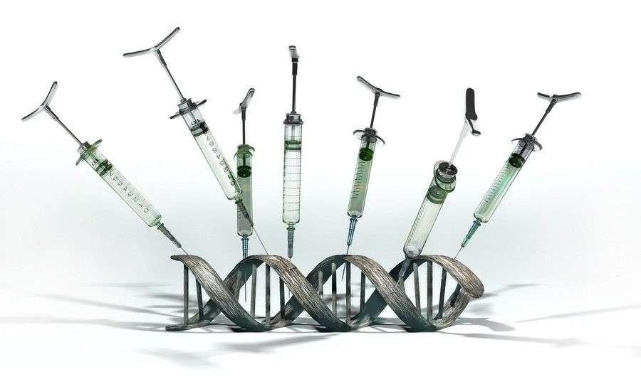 Вакцины для изменения ДНК и создания нового человека