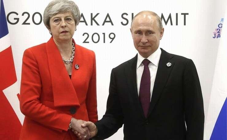 Хамство Терезы Мэй, Дональда Туска и Бориса Джонсона открыло страшную тайну Англии и ЕС