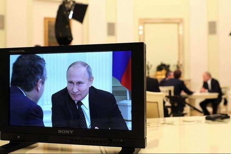 Владимир Путин объявил конец эпохи либерализма, мультикультурализма и других западных извращений