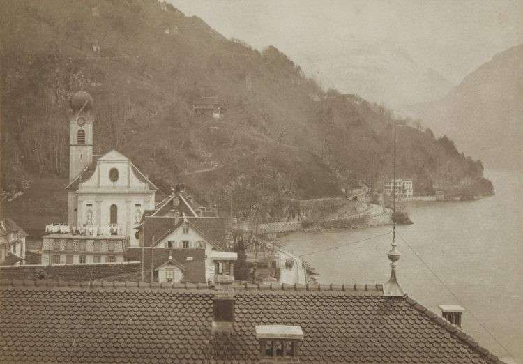 Энергетика прошлого на примере европейской страны Швейцарии