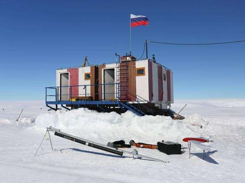 Россия в битве за южный континент Антарктиду