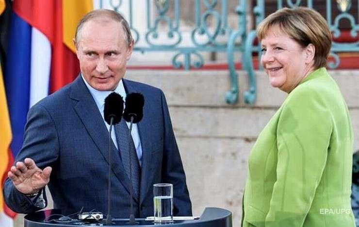 Почему Германия готова сдать Украину как использованную стеклотару