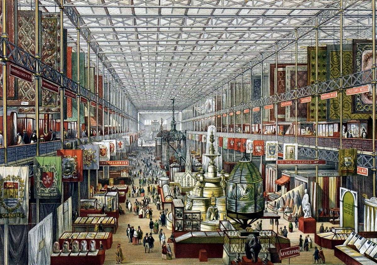Тайна промышленной выставки в 19 веке. Электричество из воздуха