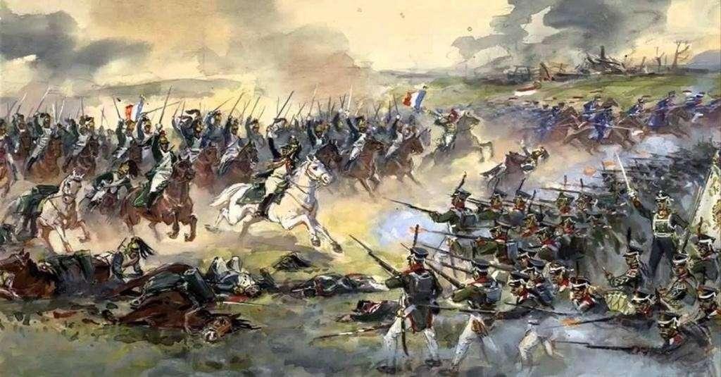 С кем воевал Наполеон в 1812 году на территории России?