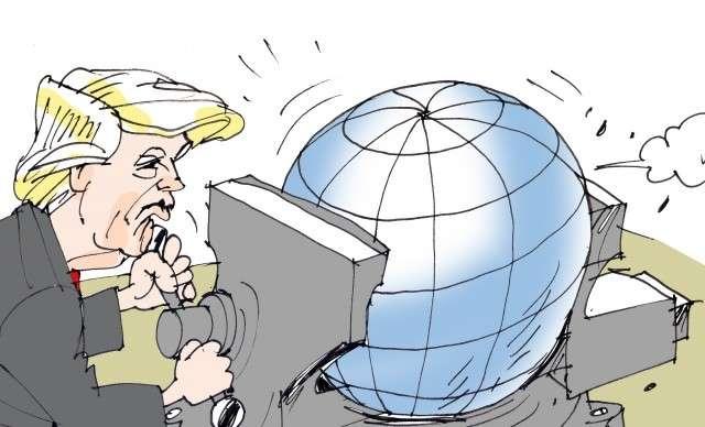 Проект глубинного государства глобализация закрывается
