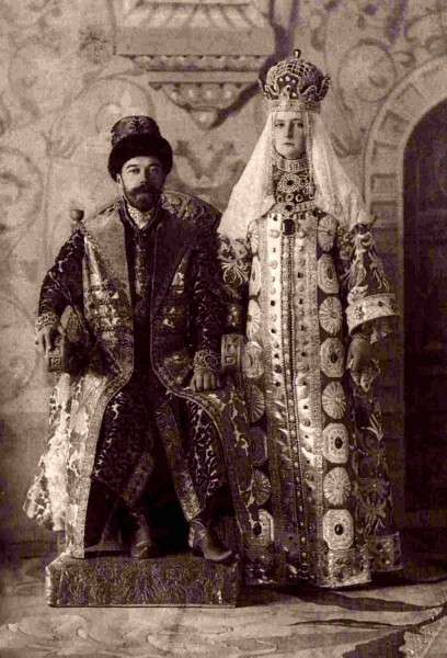Николай II, как и современная паразитическая элита России, активно выводил капиталы за границу