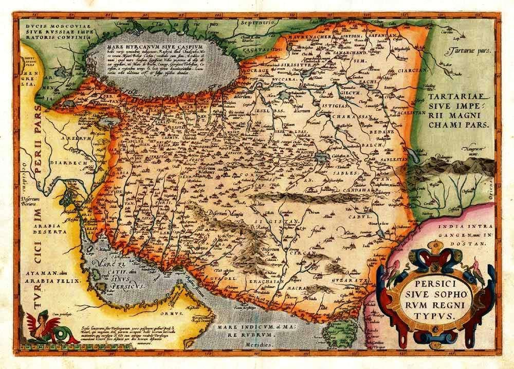 Тайны Мироздания. Часть 6. Ограбление и уничтожение иудеями Персии