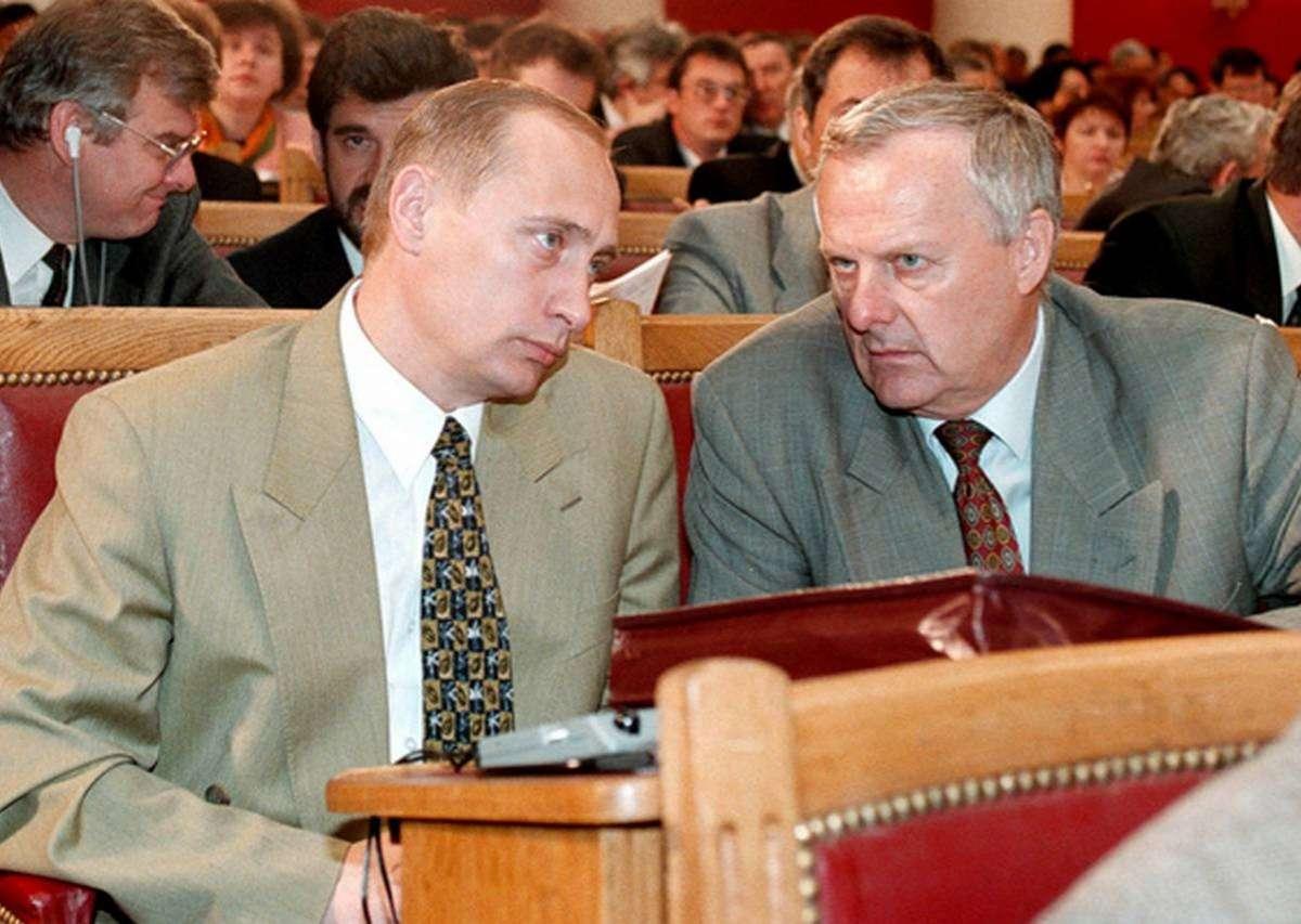 Двадцать лет эпохи правления Владимира Путина