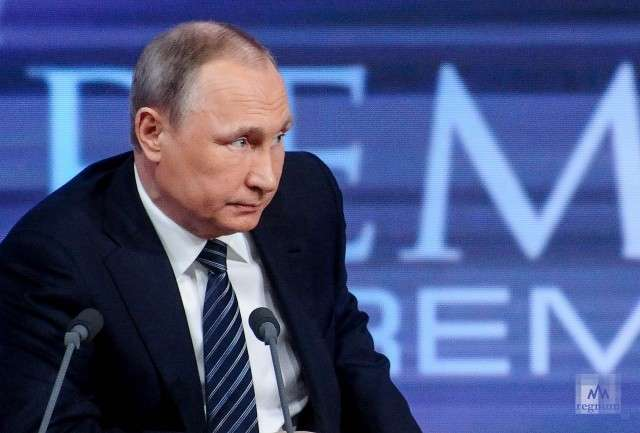 Владимир Путин начал новую эпоху в мировой политике