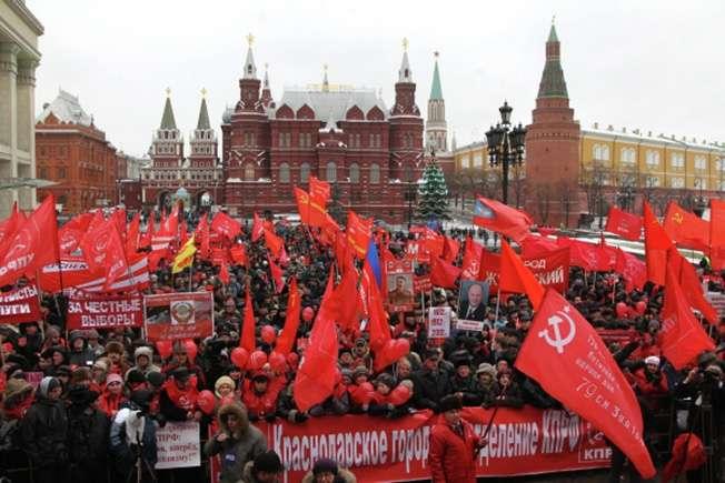 Трёхконтурный национализм и «гнилое» меньшинство пятой колонны против России