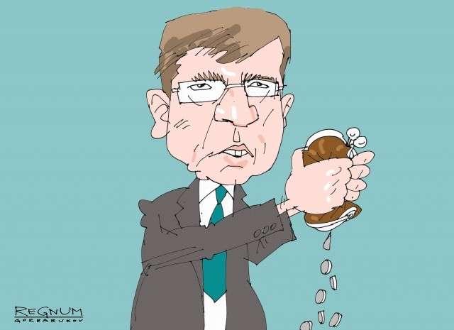 Глава Счетной палаты Алексей Кудрин стремится к власти